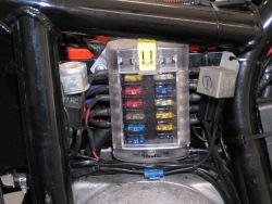 Skrzynka z bezpiecznikami Tutaj mozna wytropic usterke instalacji elektrycznej