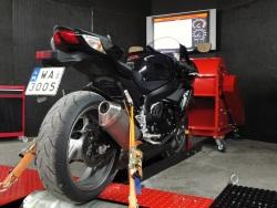 hamownia motocyklowa