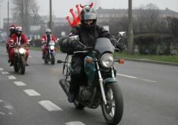 diabel na motocyklu motomikolaje krakow 2009