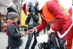 obdarowywanie dzieci motomikolaje 2009