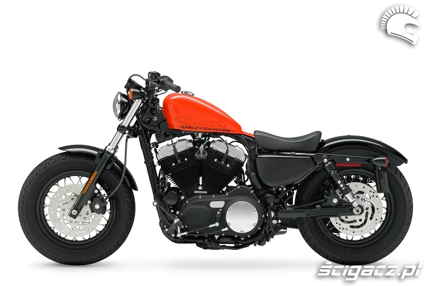Harley Davidson forty eight #9