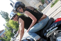 we dwoje na moto