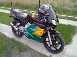 Honda NSR jako motorower