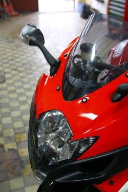 Czacha Suzuki GSX600R