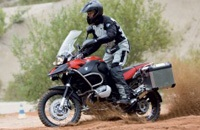 BMW R1200GS dirt