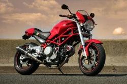 Ducati monster600 3