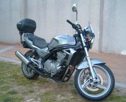 er 3 turystyczne przystosowanie motocykla
