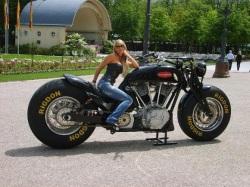 najwiekszy motocykl