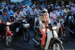 ulica w wietnamie