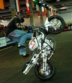 Stunter 13 Indoor Freestyle World Championship Zurich relacja