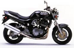 1995 Suzuki Bandit 1200N