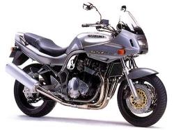 1996 Suzuki Bandit 1200S
