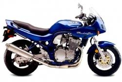 1998 Suzuki Bandit 600