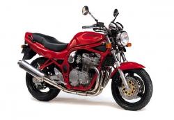 2000 Suzuki Bandit 600N