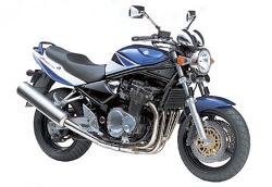 2004 Suzuki Bandit 1200N Limited