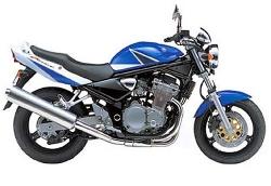 2004 Suzuki Bandit 600N Limited