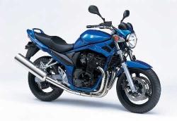 2005 Suzuki Bandit 650N