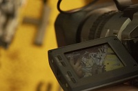 kamera wymiana kola tylnego warsztat scigacz mg 0133