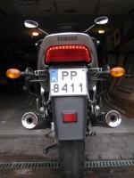 tylna lampa Yamaha XJ 900S Diversion