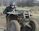 Suzuki Eiger400 4X4 jazda terenowa