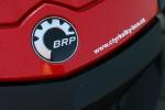 Can-am Spyder 990 logo BRP