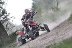 Polaris Outlaw 450 drift