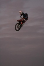FMX mettet whip