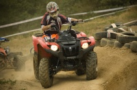grizzly yamaha 550 test gdynia