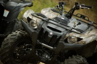 yamaha grizzly 550 f1 przod test