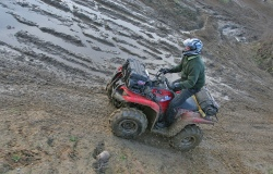 Yamaha Grizzly 700 Fi poligon