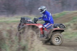 Yamaha Grizzly 700 Fi speed