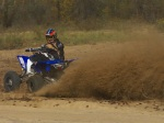 odjazd yamaha yfz450r model 2009 test b mg 0071