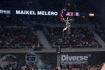 Maikel Melero ruller Diverse Night Of The Jumps Ergo Arena 2015