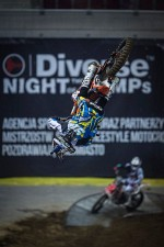 Petr Pilat trening Diverse Night Of The Jumps Ergo Arena 2015