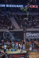 Remi Bizouard tsunami flip Diverse Night Of The Jumps Ergo Arena 2015
