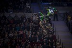 Remi Bizouard volt Diverse Night Of The Jumps Ergo Arena 2015