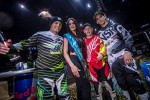Remi Maikel Rob Diverse Night Of The Jumps Ergo Arena 2015