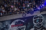 Rob Adelberg clifhanger Diverse Night Of The Jumps Ergo Arena 2015