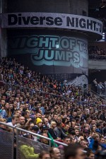 kibice Diverse Night Of The Jumps Ergo Arena 2015