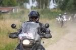 kierowca motocykla bmw BMW GSTrophy 2016 Dadaj