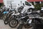 maszyny akademii BMW GSTrophy 2016 Dadaj