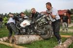 motocykl przez klody BMW GSTrophy 2016 Dadaj