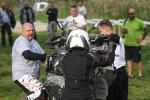 przerzucanie motocykla razem BMW GSTrophy 2016 Dadaj