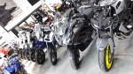Dni otwarte Liberty Motors Lodz 2017 motocykle yamaha