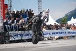Garmisch stunt show Chris Pfeiffer