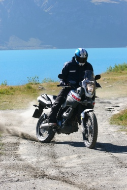 Yamaha Tenere Experts on the road 2008