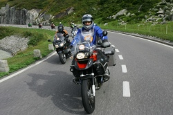 BMW GS Experts on the road 2008