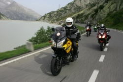 Experts on the road 2008 Suzuki