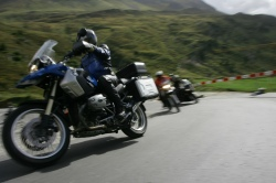 R1200GS Experts on the road 2008