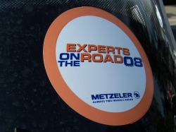 Logo Experts on the road 2008